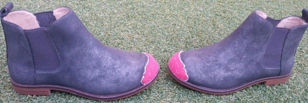 Punteras botas mujer