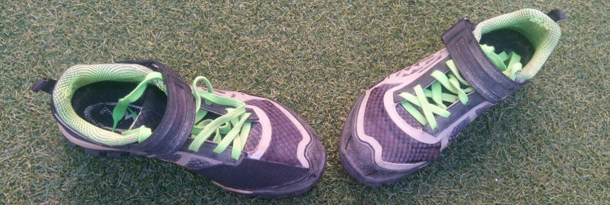 Zapatillas adulto reparadas