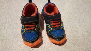 Origen Reparar Zapatos