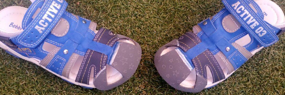 Sandalias Azules 3