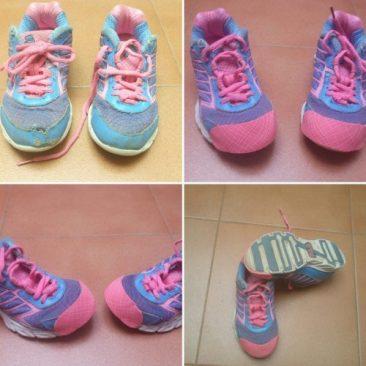 Zapatillas de niña