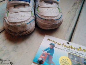 Refugio crianza Footbrake
