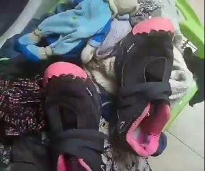 Footbrake en la lavadora