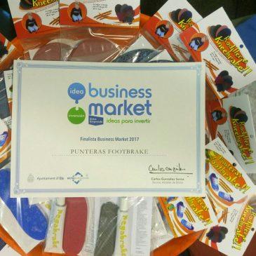 FootBrake finalista en el Business Market de Elche.