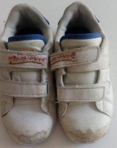 zapatillas desgastadas MdeMadre