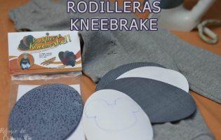 """RefugiodeCrianza"" prueba las Rodilleras KneeBrake"