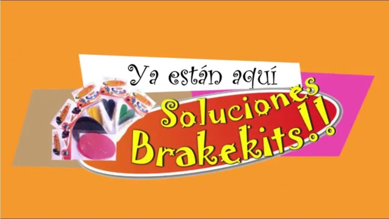 Brakekits. Cabecera video
