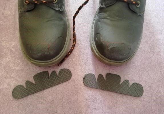 poner botas
