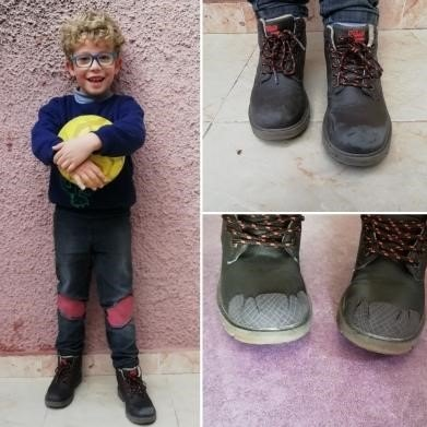 poner botas17